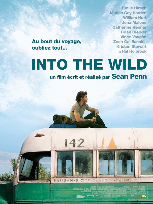 Into The Wild - sortie DVD